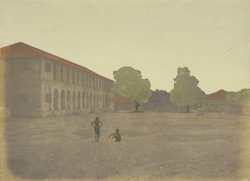 Barracks, Colombo.